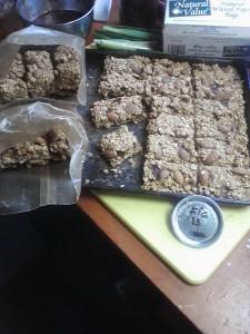 FOOD Oatmeal Rasin FIG Bars pkg