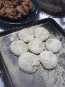 FOOD raised rolls slider size may14
